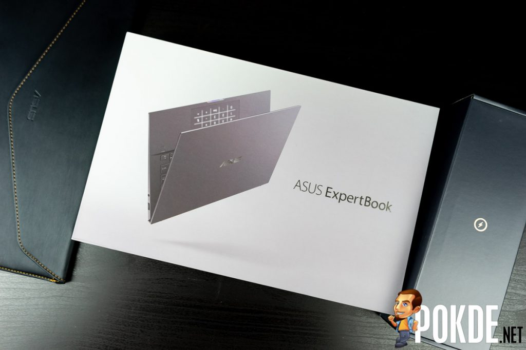 ASUS ExpertBook B9 (B9450) Review — ultra-thin, ultra-light 24