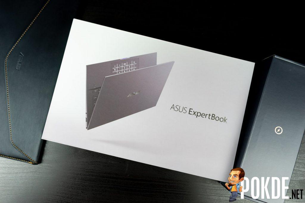 ASUS ExpertBook B9 (B9450) Review — ultra-thin, ultra-light 19
