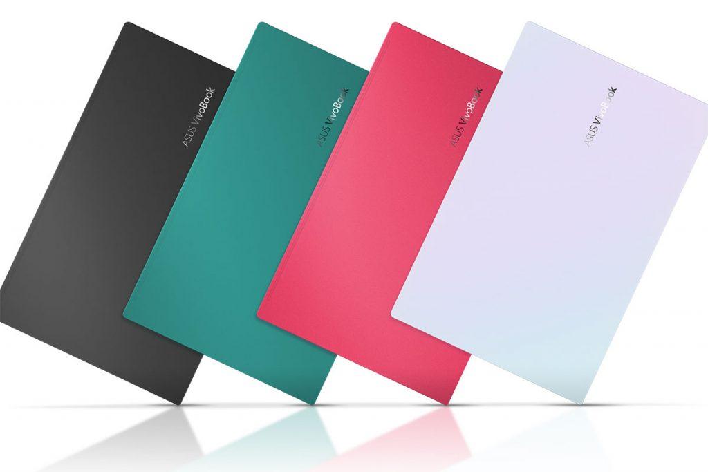 ASUS VivoBook S14 S15 color options