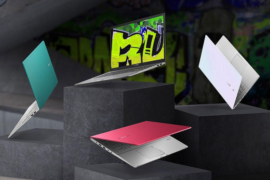 ASUS VivoBook S14 S15 colors
