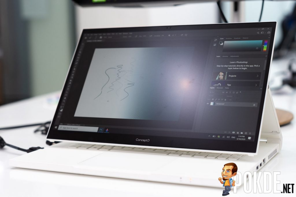 Acer launches new ConceptD 3 Ezel with ultra-sleek 360° hinge 27