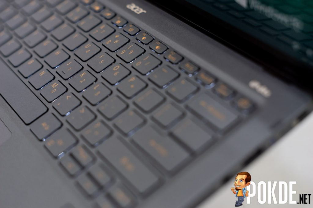 New Acer Swift 5 coming in October with Intel Tiger Lake processors 27