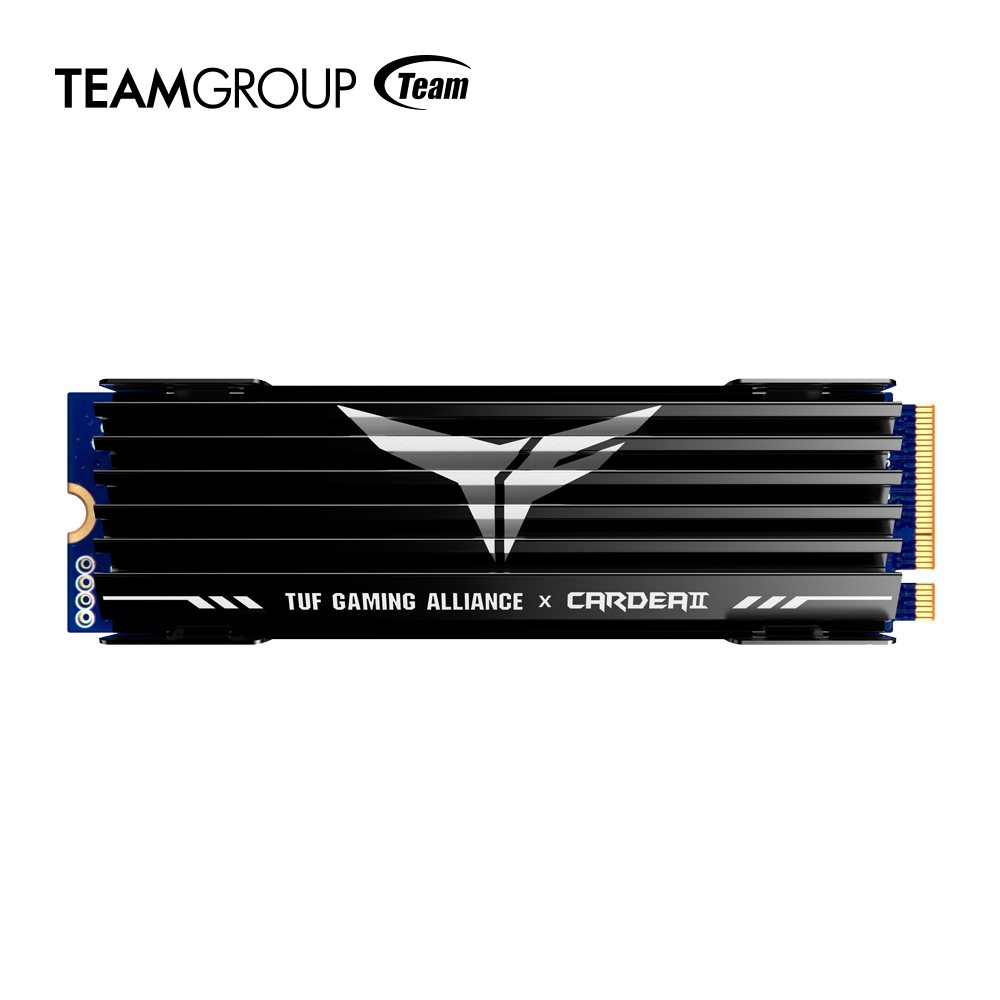 TEAMGROUP announces two new TUF Gaming Alliance SSDs 20