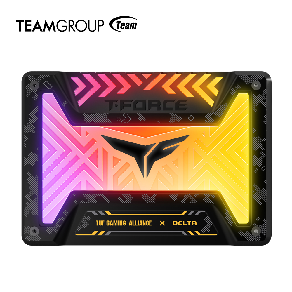 TEAMGROUP announces two new TUF Gaming Alliance SSDs 21