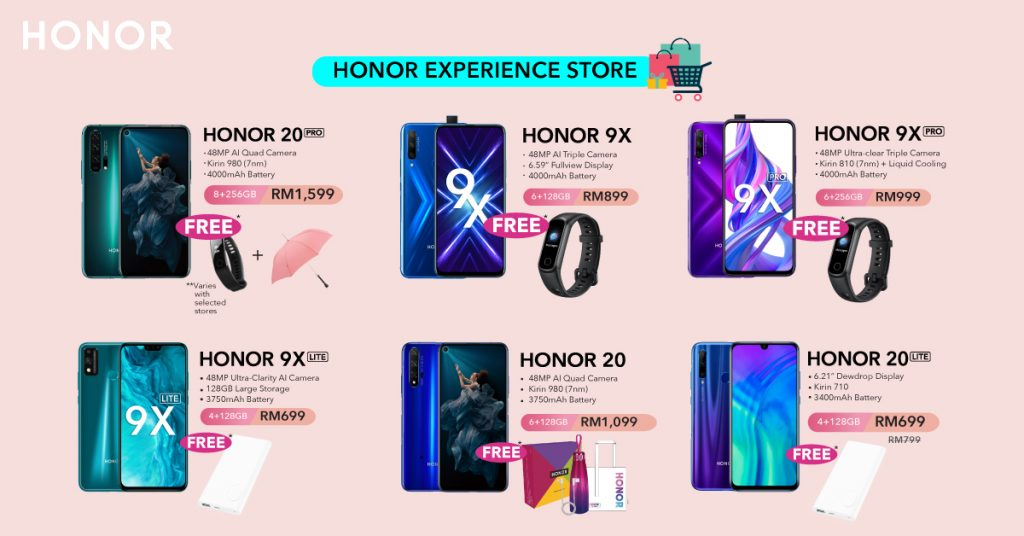 HONOR Malaysia celebrates 6th Anniversary with awesome deals! 21