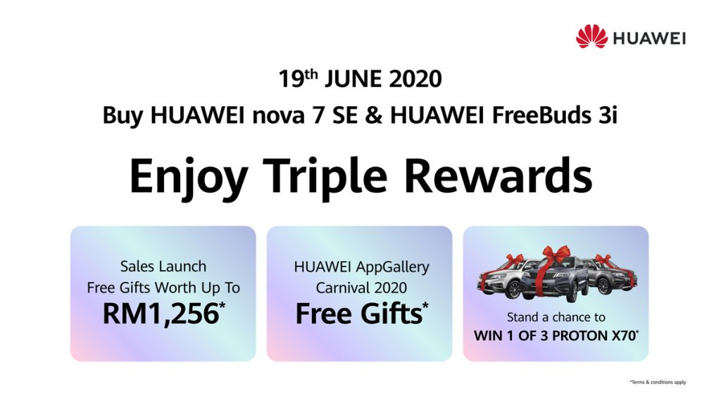 HUAWEI nova 7 SE Launched In Malaysia At RM1,499 21