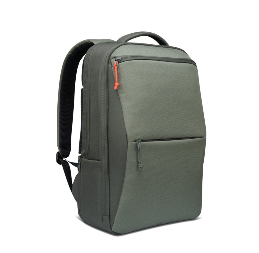 Lenovo Launches New Laptop Backpack Made From 34 Recycled Plastic Bottles 26