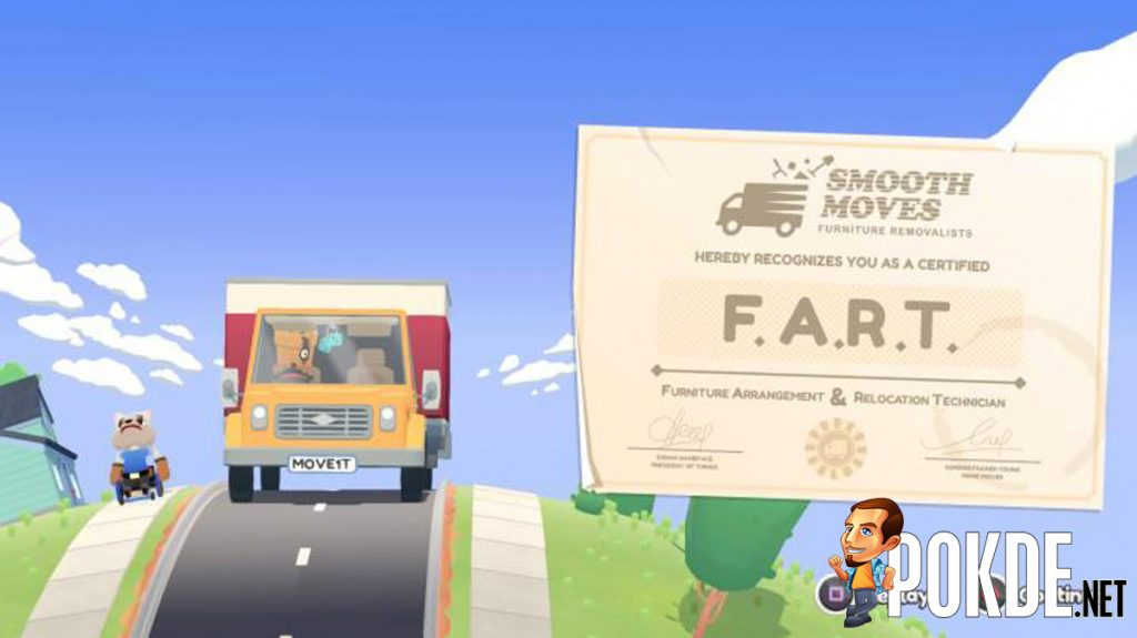 Moving Out Review — Are You F.A.R.T Enough? 30