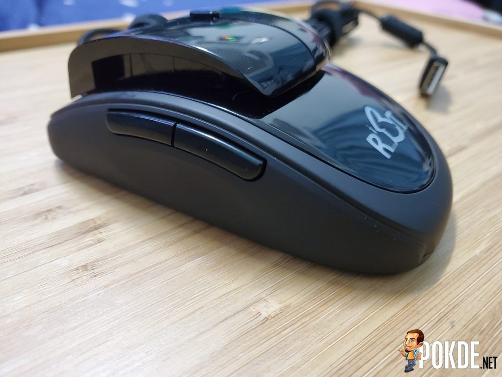QuadraClicks RBT Gaming Mouse Review - Innovative Approach on RSI and Carpal Tunnel Issues 22