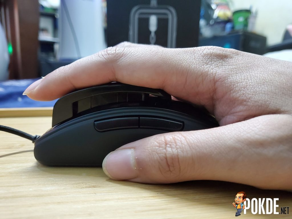 QuadraClicks RBT Gaming Mouse Review - Innovative Approach on RSI and Carpal Tunnel Issues 28