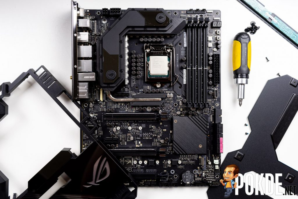 ASUS ROG Maximus XII Formula Review — not for everyone 35
