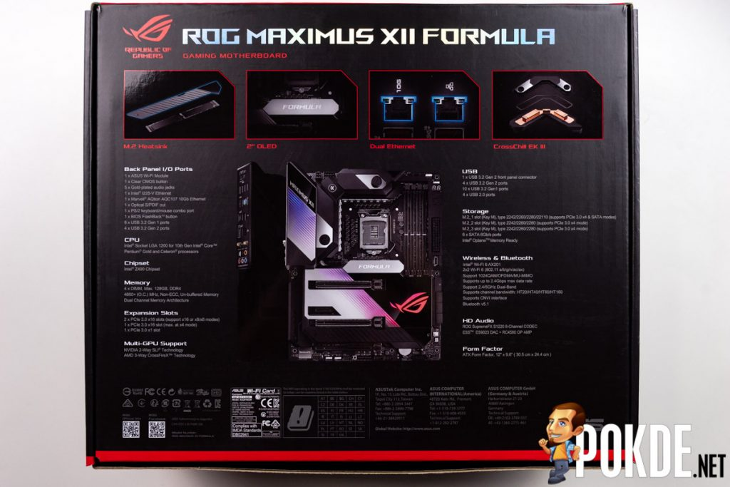 ASUS ROG Maximus XII Formula Review — not for everyone 26