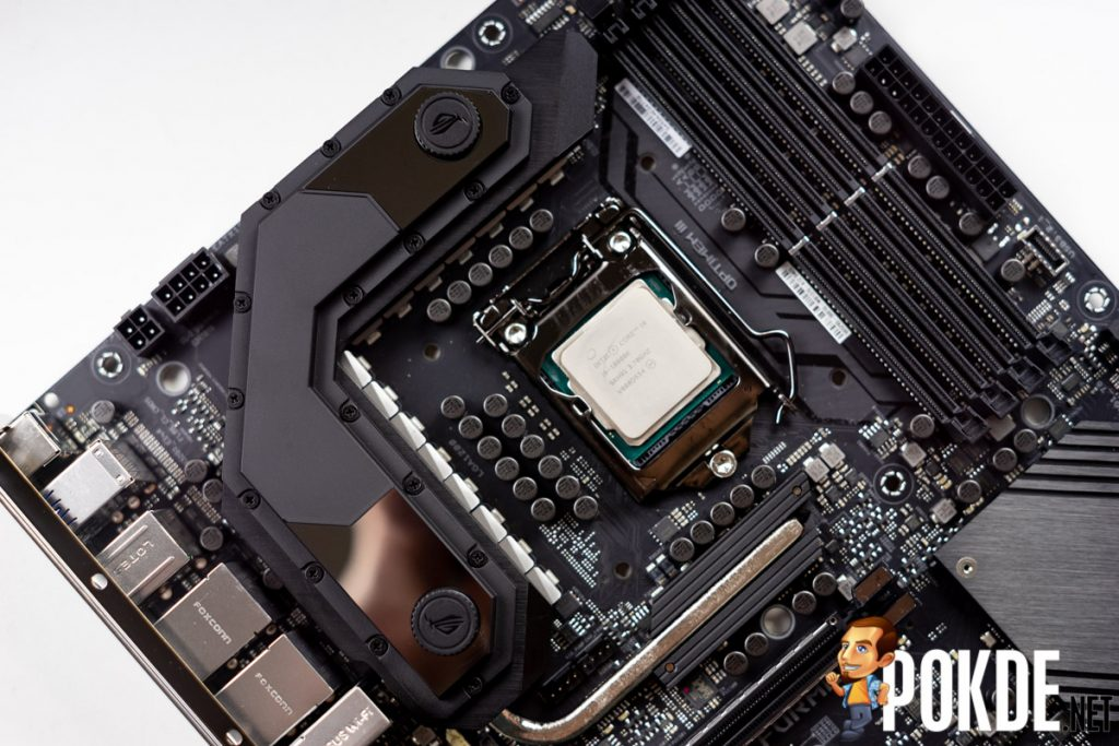 ASUS ROG Maximus XII Formula Review — not for everyone 36