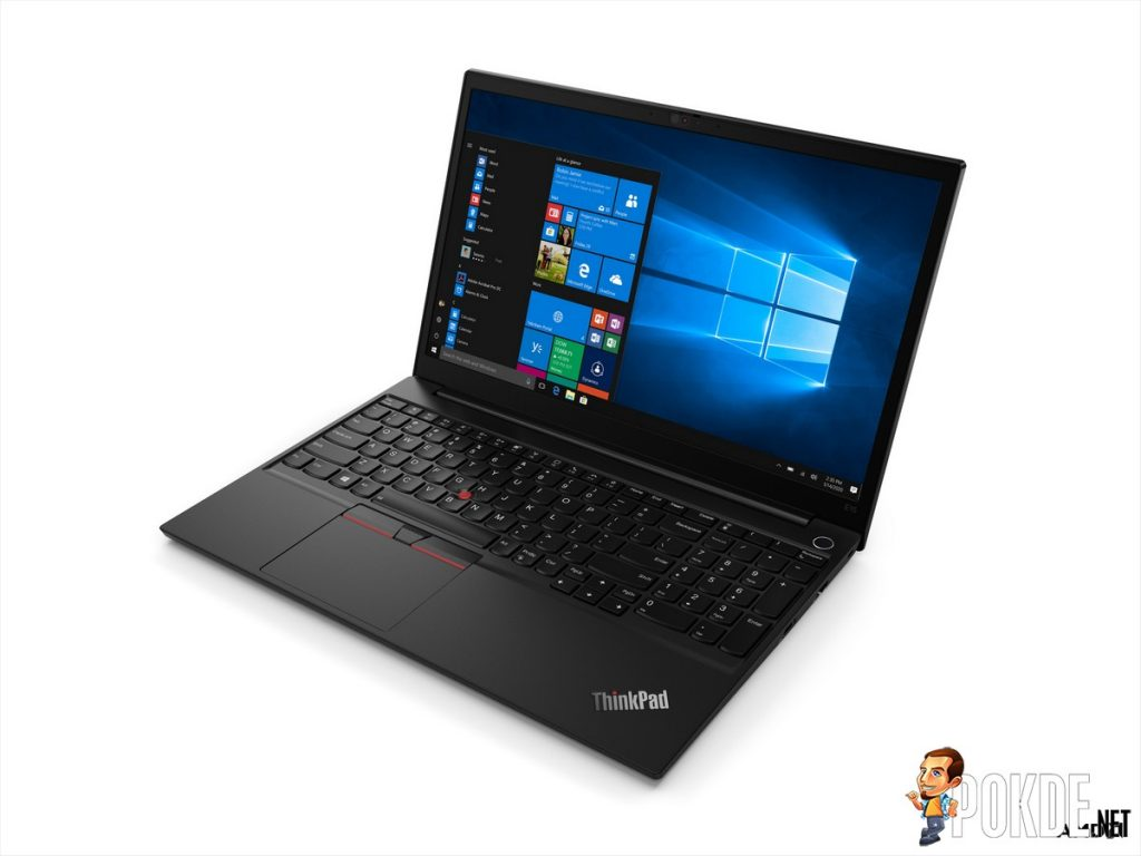 Lenovo Malaysia Launched ThinkPad E14 and E15 for SMB 19