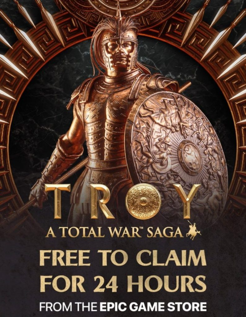 Total War Saga: Troy Will Be Free For PC Gamers Upon Release; Here's How To Get The Game 26