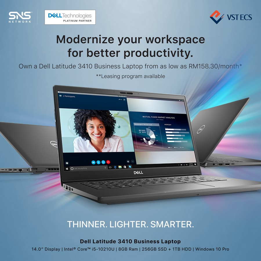 Revitalize Your Business with Dell Latitude 3410 and Optiplex 3070 25