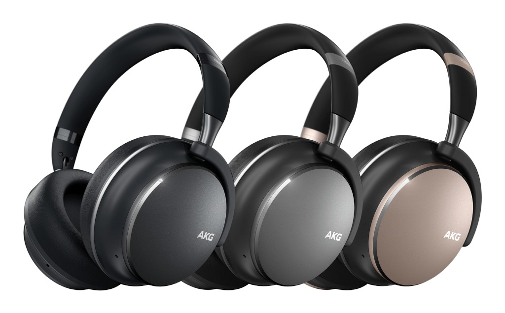 Samsung Launches Wireless AKG Headphones with Noise Cancelling Technology
