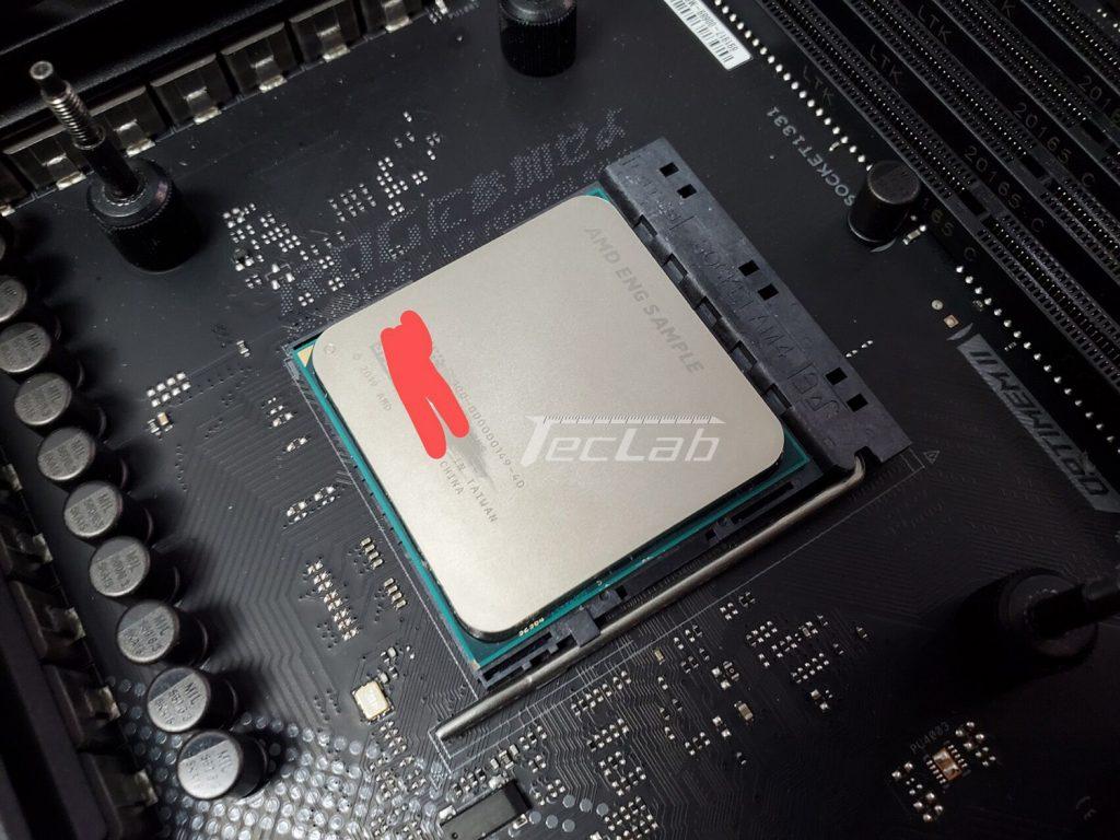 AMD Ryzen 7 4700GE benchmarks reveal impressive Infinity Fabric clocks 22
