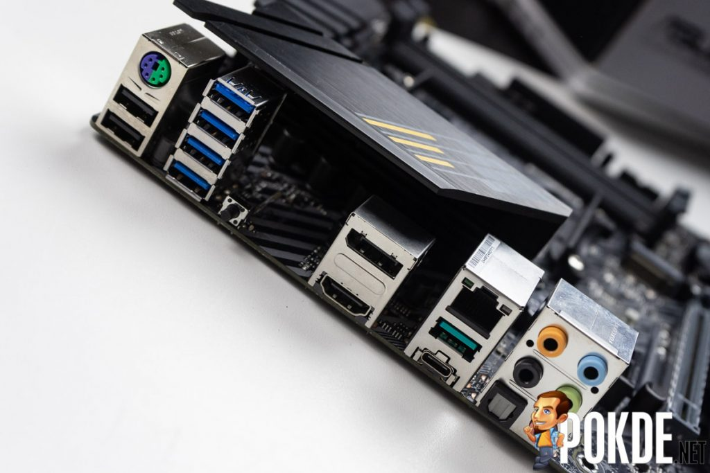 ASUS TUF Gaming B550M Plus Review-14