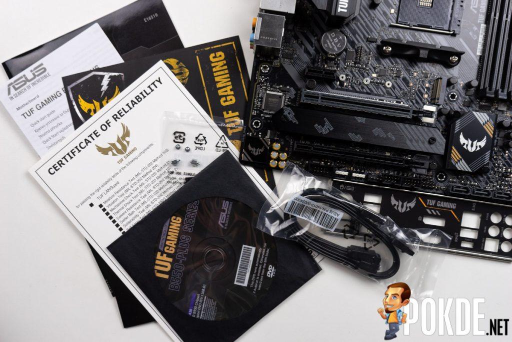 ASUS TUF Gaming B550M Plus Review-19