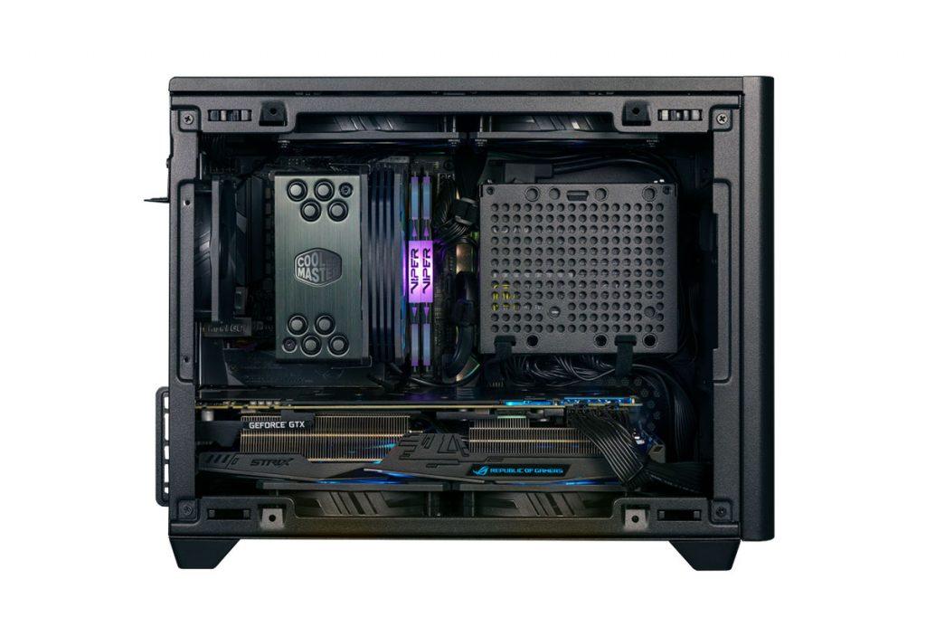 Cooler Master NR200 black