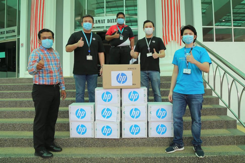 HP Lends Aid To Government, Businesses, And Communities In Malaysia 20