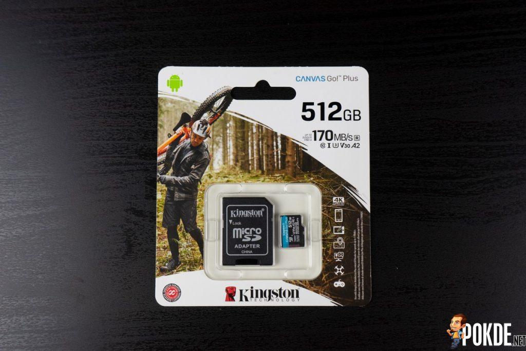 Kingston Canvas Go Plus MicroSD