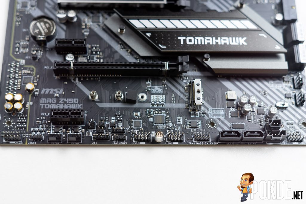 MSI MAG Z490 Tomahawk Review — an interesting cocktail of features 22