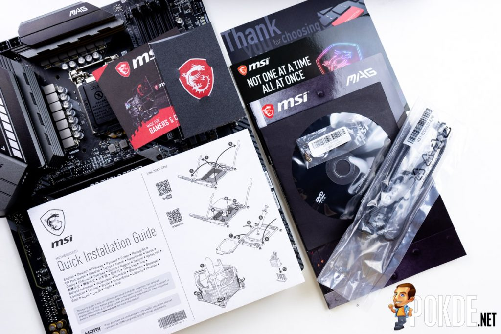 MSI MAG Z490 Tomahawk Review — an interesting cocktail of features 21