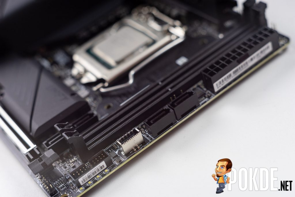 MSI MEG Z490I Unify Review — small in size, big in features 24