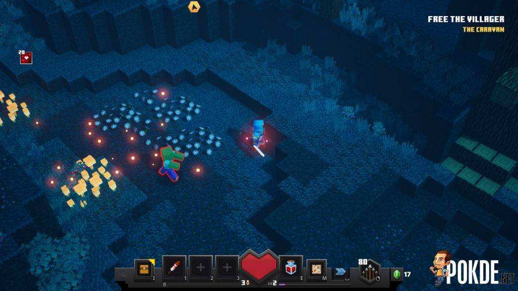 Minecraft Dungeons Review - Games Can Be Simple and Still Fun to Play 22