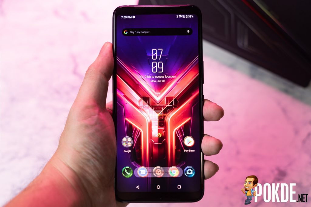 rog phone 3 x mode