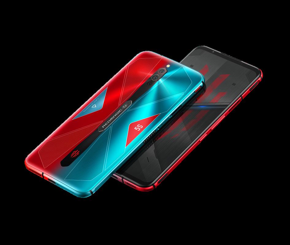 RedMagic 5S Pulse Color