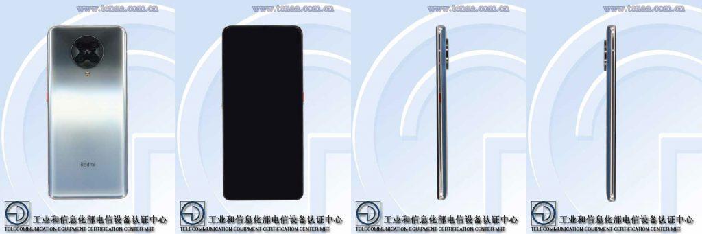 Redmi K30 Ultra 5G TENAA