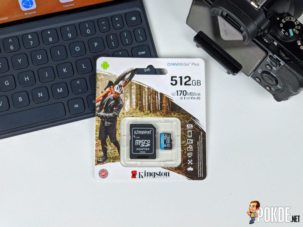 SD Card Kingston