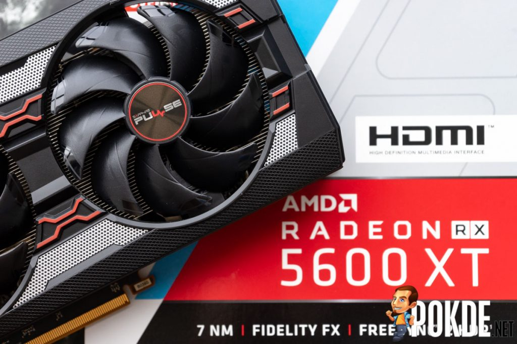 Sapphire Pulse Radeon RX 5600 XT OC Review — looks good, performs great 18
