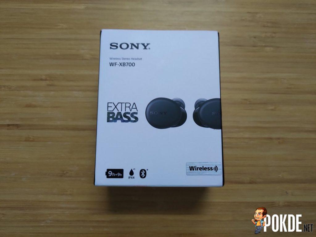 Sony WF-XB700 Review -