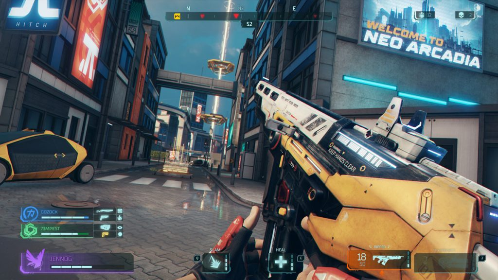 Ubisoft Introduces Hyper Scape — Futuristic Free-to-play Battle Royale Game 21
