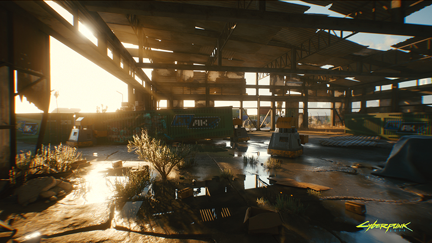 Cyberpunk 2077 Will Support Ray Tracing and DLSS 2.0