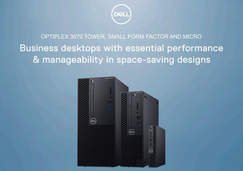 Get Special Deals on Dell Latitude 3410 Laptop and Optiplex 3070 Desktop This July 2020