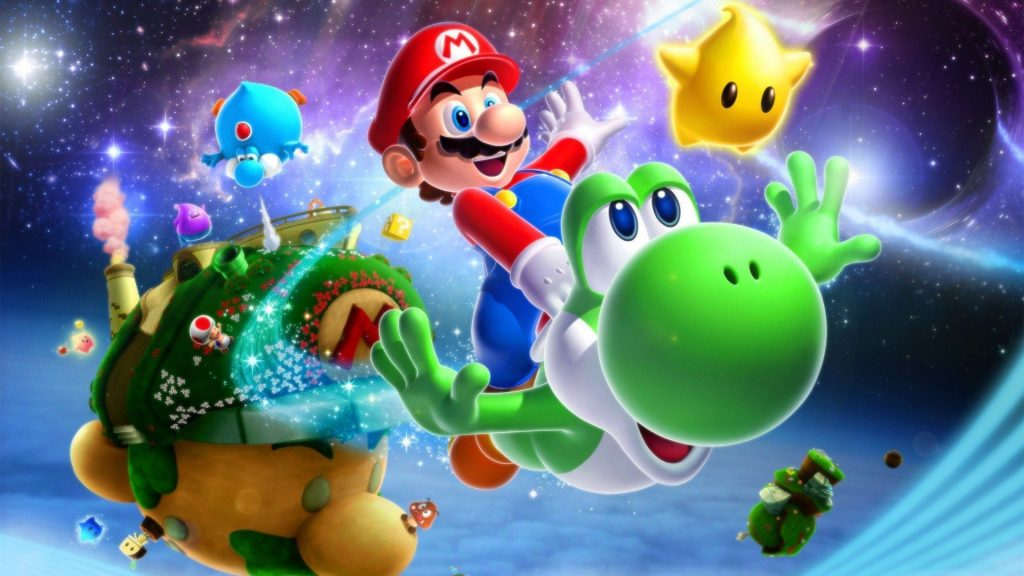 Super Mario 35th Anniversary Twitter Account Discovery May Hint at Upcoming Games