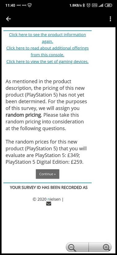 Nielsen Survey Teases PS5 Price That Is Simply Too Good To Be True 24