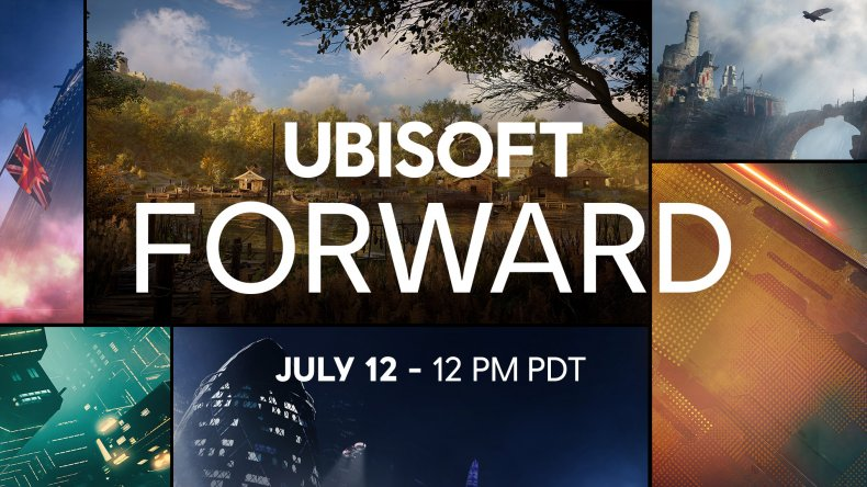 Here's All the Ubisoft Forward Major Game Announcements and Reveals