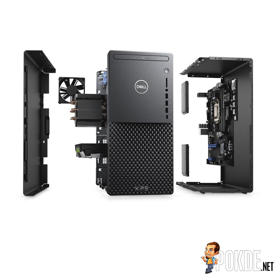 Dell XPS Desktop Gets Supercharged With 10th Gen Intel Core and NVIDIA Graphics 25