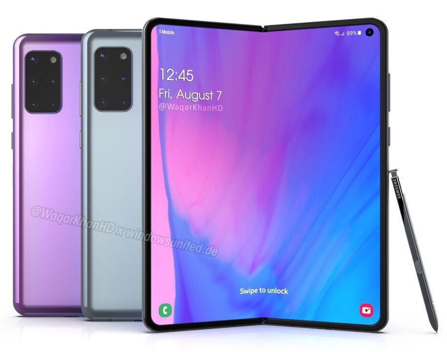 Samsung Galaxy Z Fold 2 is the Company's Next Foldable Smartphone 21