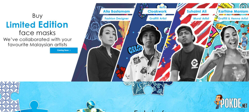 Design Your Own Face Mask And Win RM2000 With Celcom's MeReka Merdeka Campaign 26