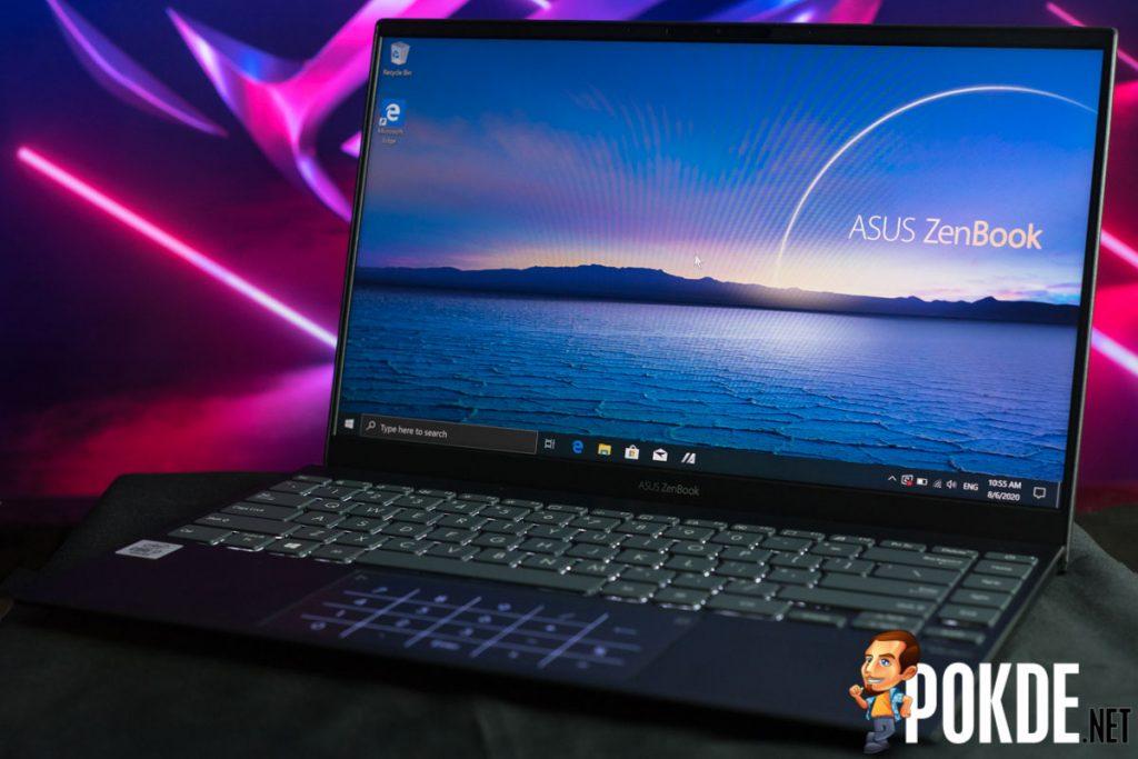 ASUS ZenBook 14 UX425 Review-7