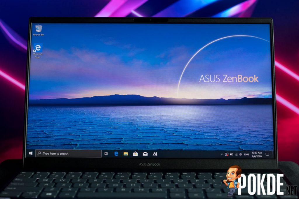 ASUS ZenBook 14 UX425 Review-8