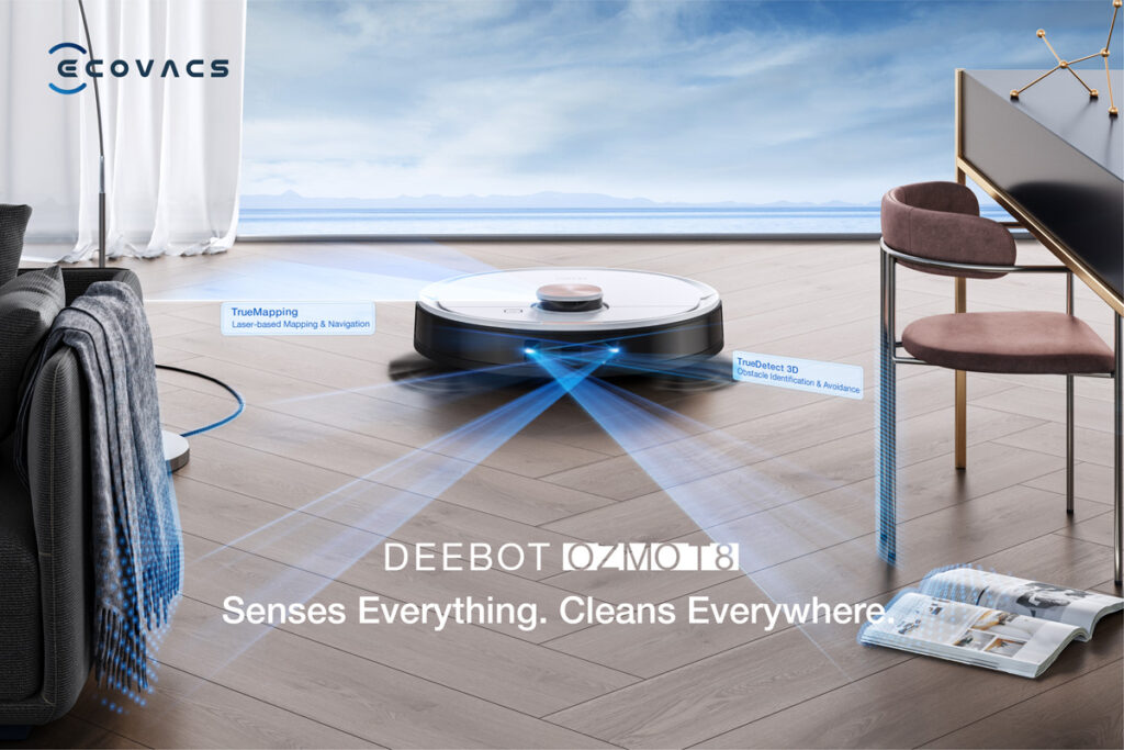 Meet The New ECOVACS DEEBOT OZMO T8 Lineup Of Smart Home Cleaners 25