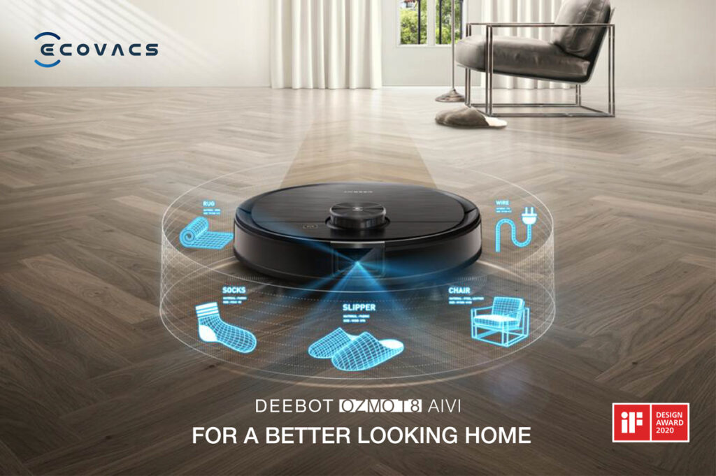 Meet The New ECOVACS DEEBOT OZMO T8 Lineup Of Smart Home Cleaners 24